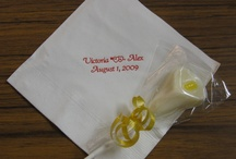 Wedding Invitations/Printed Products