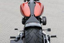 Blackline Harley