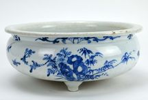 ASIA ART - CHINA / CHINA - CINA - CHINOISERIE - CINESERIA - DING - DINASTY - QIALONG - DISHES - CHINESE JARDINIERE - PIATTO CINESE - CHINESE OXBLOOD