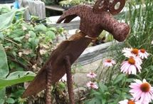 Garden art / by Liz Corry