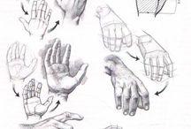 MANOS -Introducción al dibujo