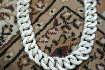 m'y heavy  chain silver large 38mm