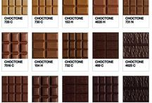 Choc-spiration / Inspiration for Chocolate is everywhere! Whether it's found in the flavours, colours, textures, existing ideas, products and packaging!