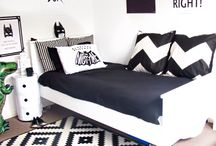 Boys new bedroom