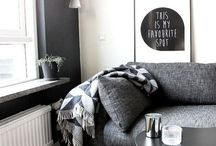 INTERIORS   LIVING / by Harper and Harley - Fashion, Beauty and Lifestyle blog