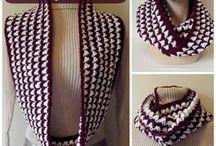 Crochet - Cowl