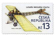 Czech Republic 2015 Stamps / Czech Republic Posta 2015 Stamp  Issues