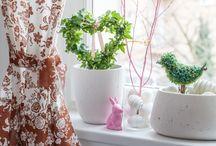 Květinové dekorace / Kdo by neměl rád květiny. Máme pro vás tipy, jak je použít do dekorací.