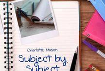 Simple Charlotte Mason Homeschool