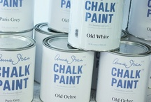 Chalk Paint / by Kim Deutsch