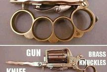 Firearms and Weaponry