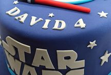 Cumple Star wars