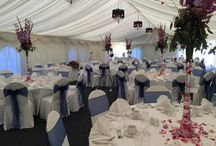 Wedding Venue Styling / Your marriage will last forever..... however, the wedding is just one perfect day!!  PED Events can realise your dreams through the creation of temporary interior design, reflecting the character of your day and making a lasting impression upon your friends and family.