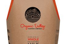 Packaging - Organic / Packaging with organic/greenlife mood