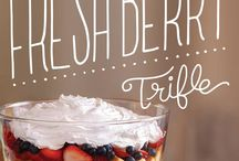 Triffle / by Helen Neal Timm