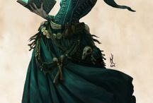 D&D Character Witch