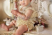 Vintage baby  n child portraits