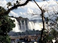 20 Surprising Iguazu Falls Facts to Inspire your Travels / Iguazu Falls makes many people's South America bucket lists – and why wouldn't it? These grand waterfalls are a beautiful spectacle. Discover surprising Iguazu Falls Facts that will make you want to travel there.