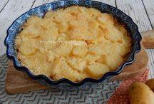 oven gerecht aardappels
