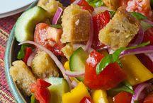 salad....