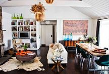 home is where the heart is / design inspirations for the heart of life / by Jillian Wendt