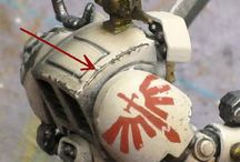 Warhammer 40K painting tips