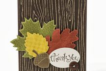 Fall card ideas