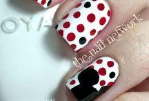 Nails nd hair