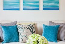 Homes inspired by the sea / Inspirations for relaxed coastal lifestyle