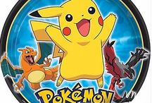 Pokemon Party in the UK / Ideas for Pokemon themed birthday party and events in the UK