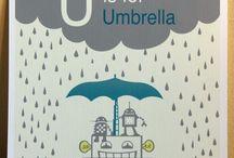 Umbrella & balloon collection