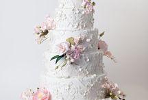 Eskűvői torta