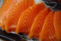 Jedlo z rýb