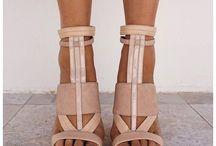szpileczki obcasy sandałki