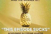And the Golden Pineapple Award goes to...