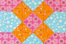 Quilts - bee block ideas