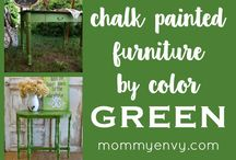Chalk Paint & Milk Paint