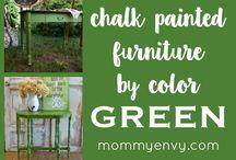 Chalk Paint & Milk Paint
