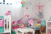 Kid Room Ideas / So inspired by all these rooms!