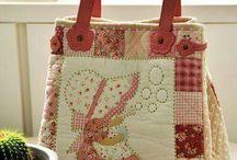 Лоскутные сумки