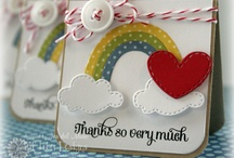 CARDS / I love making cards, and I am always finding inspiriation from other card makers!