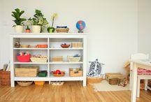 Montessori - Einrichtung