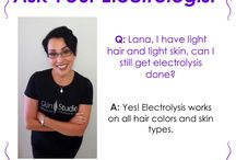 Ask Your Electrologist