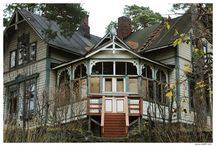 Abandoned places in Finland.