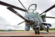 Military helicopters / Military helicopters