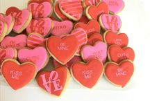 Cookies / Pick what you like .  Our custom sugar is to die for.