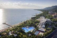 Dream Holidays with Rixos Hotels / Travel in comfort and luxury with Rixos Hotels!