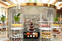 Dessert Tables/Food Display / by Couture Cakes by Sabrina