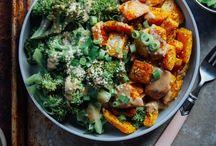Vegetarian/Vegan Entrees