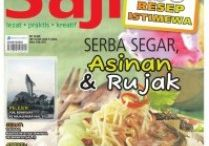 Indonesian food that I love / This is some of Indonesian food that we like